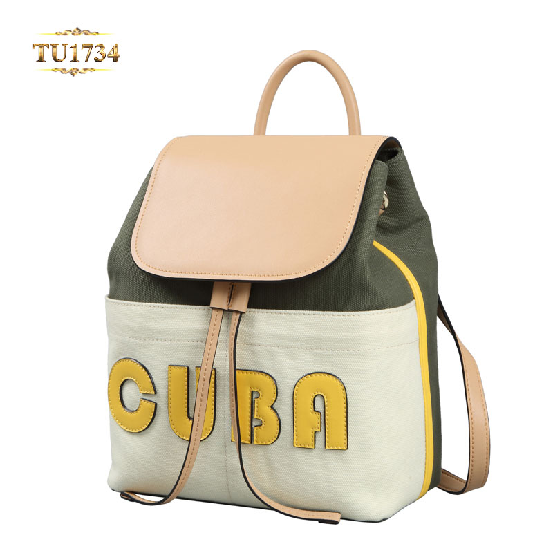 Balo đeo CUBA nhập khẩu cao cấp TU1734